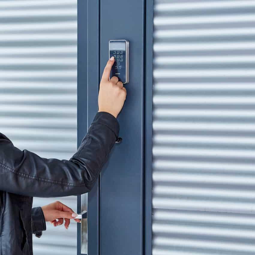 Klawiatury Ekey do integracji z systemami Smart Dom