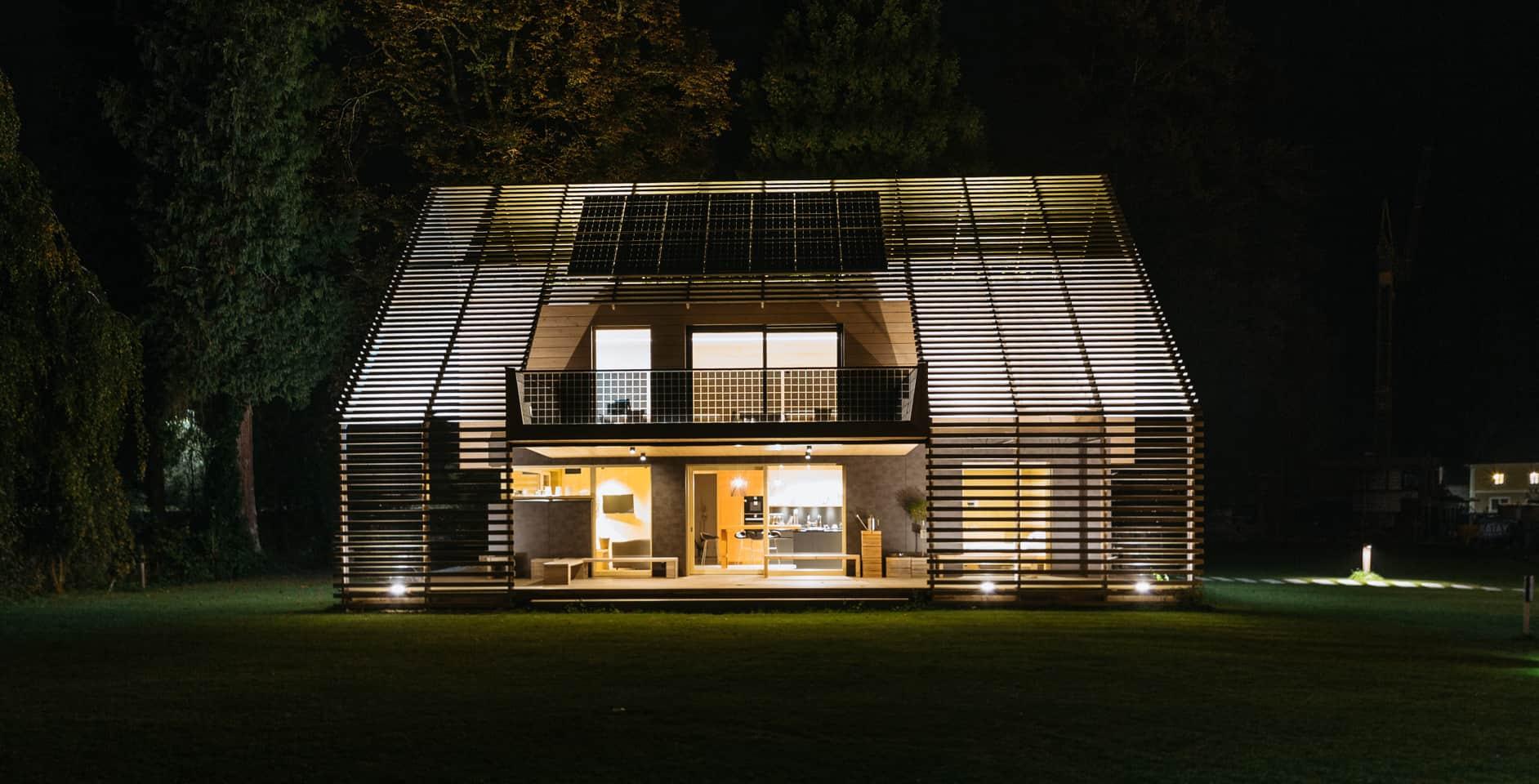 Inteligentny Budynek Loxone Smart Dom