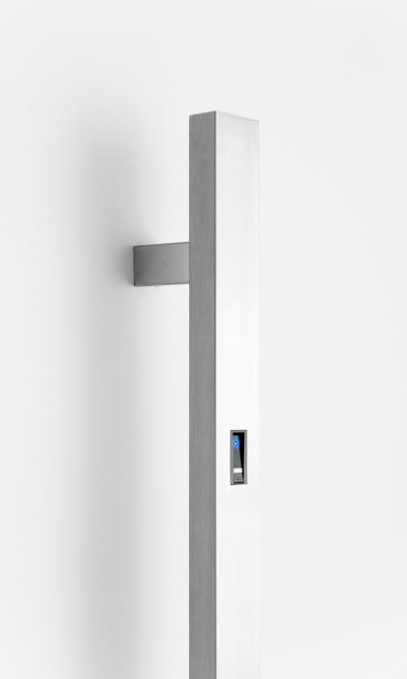 Skaner Integra w pochwycie do integracji z systemami Smart Home