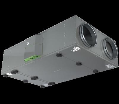Integracja rekuperacji Thessla Green z systemem smart home Loxone
